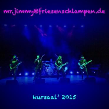 mr.jimmy - kursaal 2015 CD